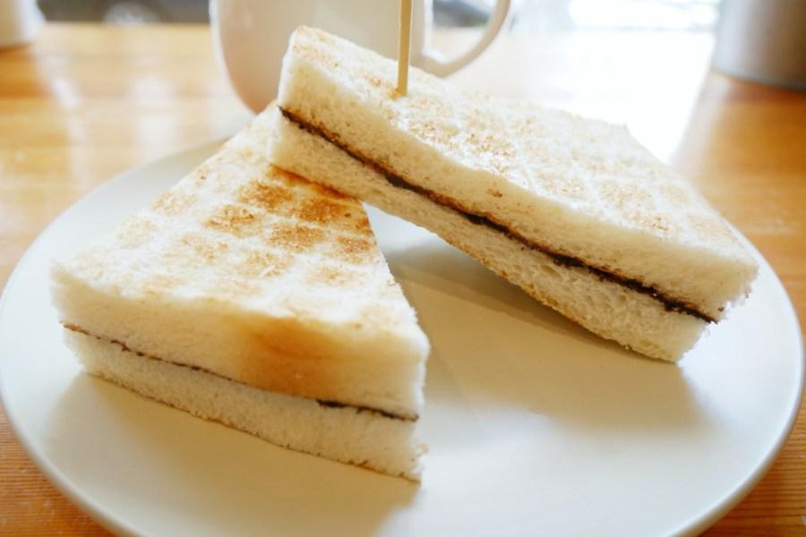 [林口美食]早安食光 林口昕境廣場附近~每月推出隱藏版吐司.3月限定版推出【提拉米蘇碳烤吐司】 @VIVIYU小世界