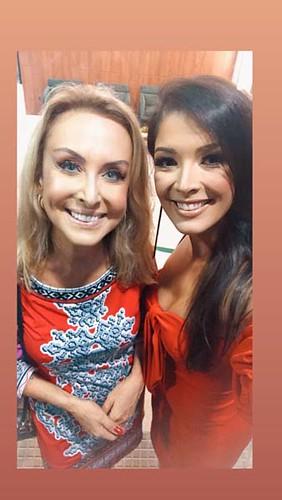 Raquel de Carvalho e Thalita Andrade
