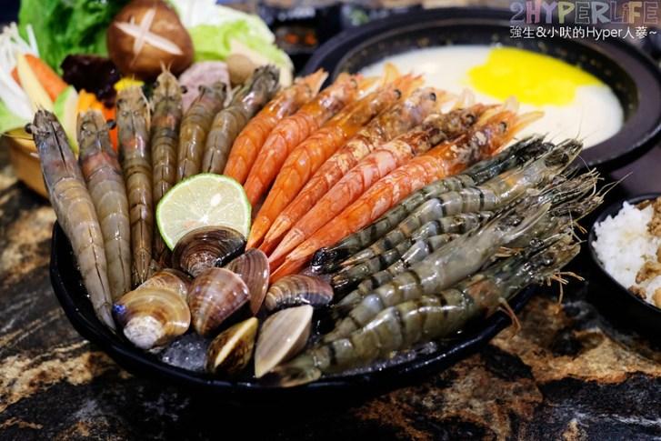 49637714648 ed18793296 c - 熱血採訪│加入油蔥酥的石頭火鍋,隱藏版菜單就在京燒渦物