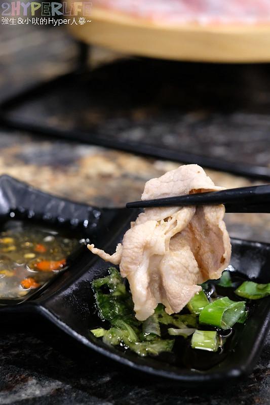 49638515102 f958f96ac9 c - 熱血採訪│加入油蔥酥的石頭火鍋,隱藏版菜單就在京燒渦物