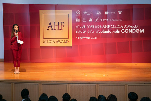 Thailand AHF Media Awards