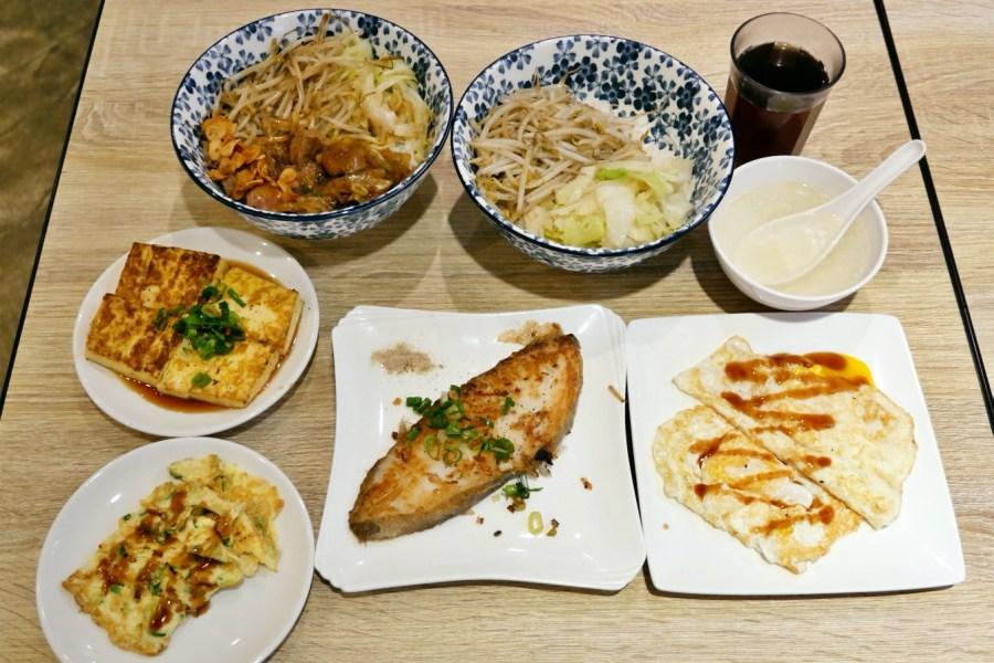 [桃園美食]食弐鐵板料理|桃園藝文特區~百元有找的平價鐵板燒.轉角小店 @VIVIYU小世界