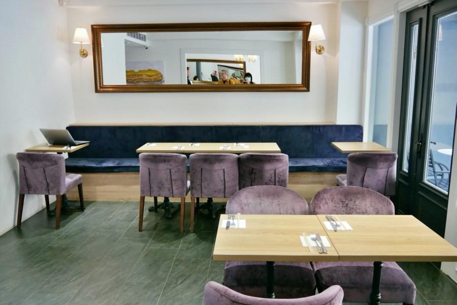 [台北美食]大安區1789 Café Pâtisserie|超仿真的法式甜點~傻傻分不清炸雞、壽司和PIZZA @VIVIYU小世界