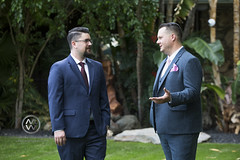 Mitch and Elyse wedding March 14, 2020 in Palm Springs, California.