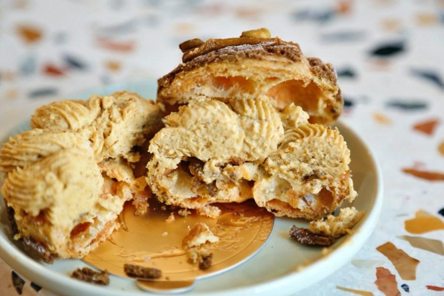 [龍潭美食]Maison 406落來食甜|隱藏在巷弄之中的法式甜點~結合全家人的力量.蛋糕很有水準 @VIVIYU小世界