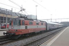CH SBB 11108 Zürich 01-05-2019