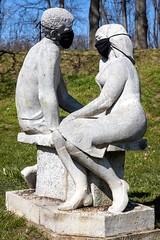 Sculpture - Stromovka garden park