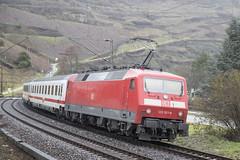 D DB 120 102-9 Oberwesel 01-02-2020
