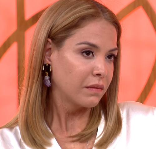 Atriz Júlia Almeida