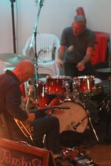 guitar drum improv