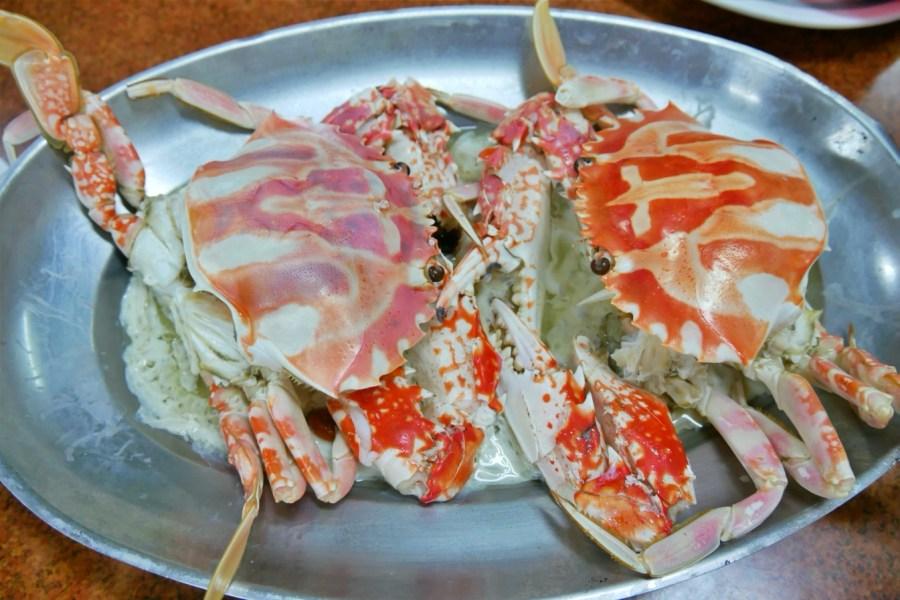 [台中美食]清水社口樓海鮮|高美濕地附近隱藏版海鮮餐廳‧優質聚餐地點‧活跳跳生猛活海鮮 @VIVIYU小世界