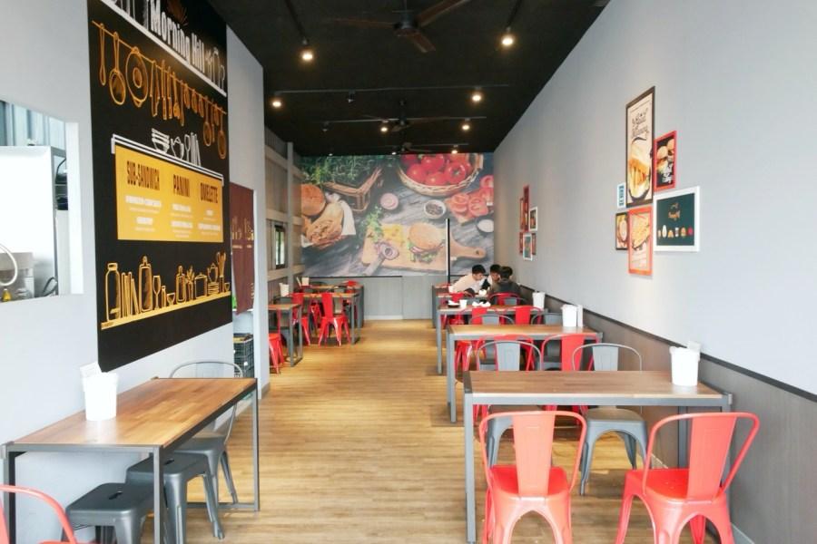[嘉義美食]早安山丘|嘉義市區想吃西式早餐的好選擇~銅板美食可電話預訂 @VIVIYU小世界