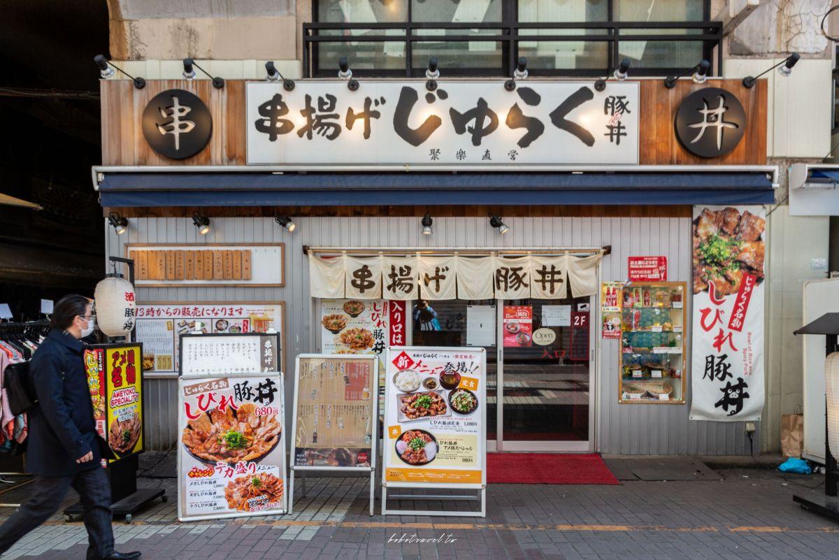 上野豚丼1