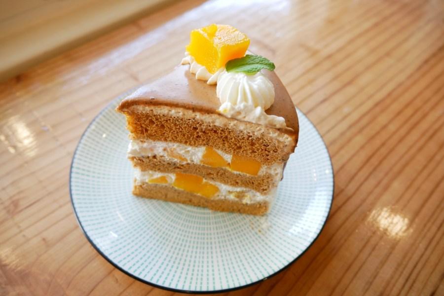 [中壢美食]957田甜.手作甜點|轉角遇到蛋糕~每日供應六款不同甜點.新鮮吃的到 @VIVIYU小世界