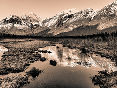 Eagle River Basin Alaska