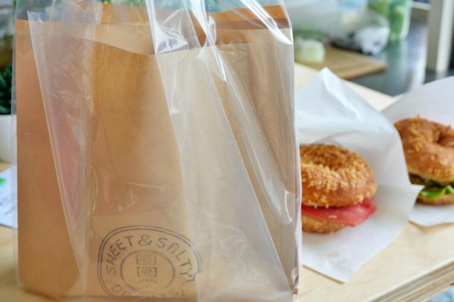 [八德美食]圈圈堂.銅板美食|萊爾富八德桃夢店對面~除了甜甜圈還有鹹鹹圈.使用天然發酵全麥麵糰 @VIVIYU小世界