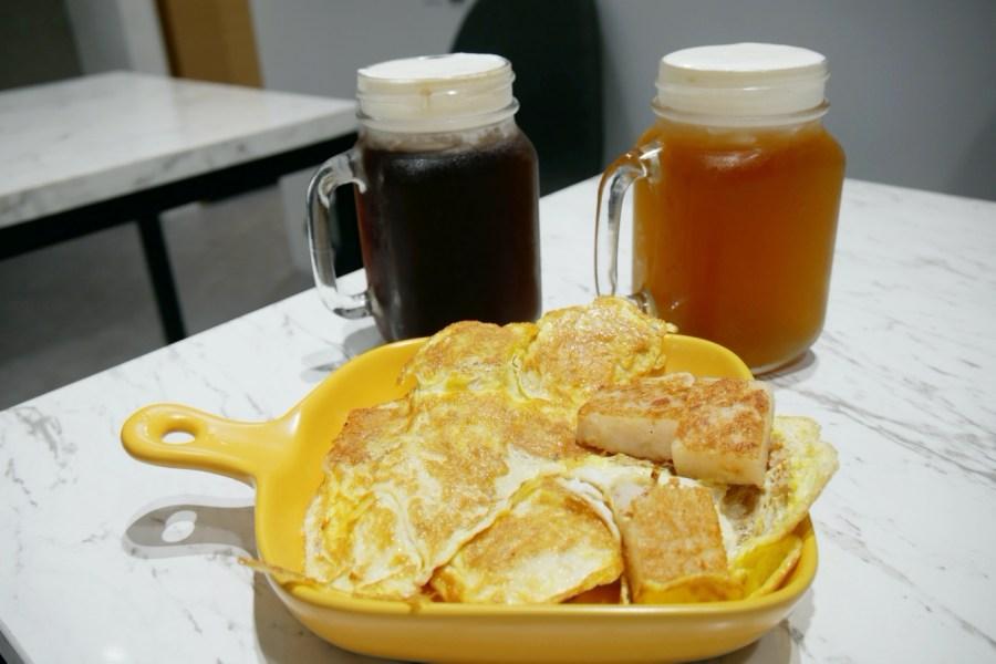 [桃園美食]以沐早食I.G.M brunch|在桃園夜市附近的早餐店‧別具特色的桃園輕食餐廳 @VIVIYU小世界