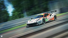 CoRe 2K20 488 GTE | 2020 LeMans Wallpaper
