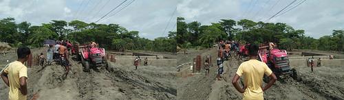 .kalapara   pic  - 29.06.2020 - break road of troly