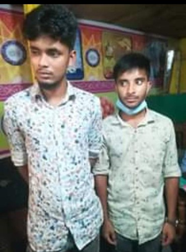 Gazipur-(4)- 30 June 2020-Fake journalist & his 4 associates arrested At SRP-2