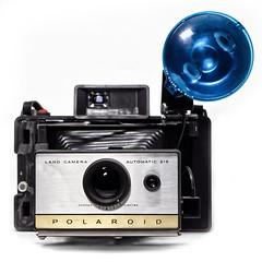 Polaroid Automatic 215 Land Camera