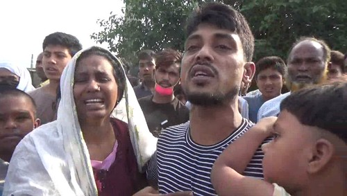 Gazipur-(4)- 05 July 2020-Three College Student Sunk At Baimail Turag River-3