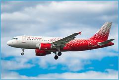 Airbus A319-100 -111 Rossiya VP-BNN_1