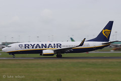Ryanair EI-EPB Boeing 737-800