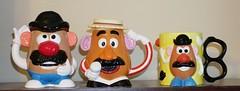 Potato Head mugs