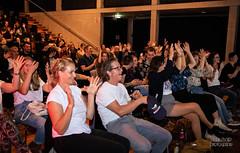 So ein schönes Publikum