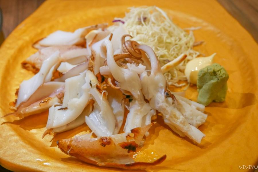 [台北美食]小六食堂|行天宮捷運站附近日式料理~生魚片丼飯&無菜單料理套餐 @VIVIYU小世界