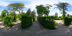 Neustrelitz - Schlosspark 360 Grad