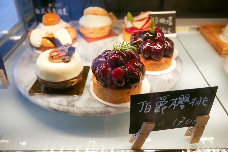 [桃園美食]L'étoile sucrée 星星糖|桃園莊敬路附近隱藏版每天現做法式甜點、吐司 @VIVIYU小世界