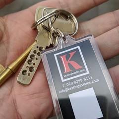 I have keys!!