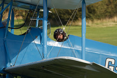 Spartan Arrow pilot