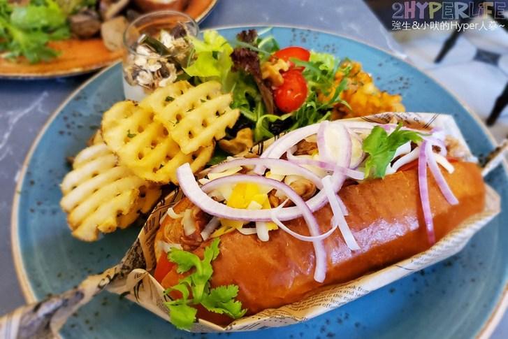 50341622552 6eecc898f2 c - 開在住宅區裡的餐酒館風格早午餐和異國料理,只有週末才營業到晚上!