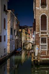 Per le calli. Venezia, settembre 2020.