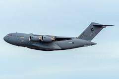 RAAF C-17 A41-209 YBBN