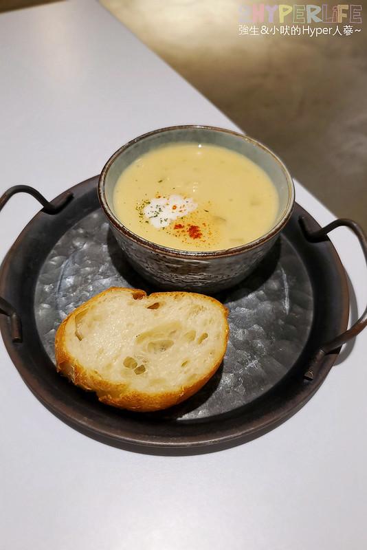 50414970602 403d71c5aa c - 簡約裝潢頗具質感的Giocoso pasta&cafe,想在精明商圈裡吃義式美食可以一試~
