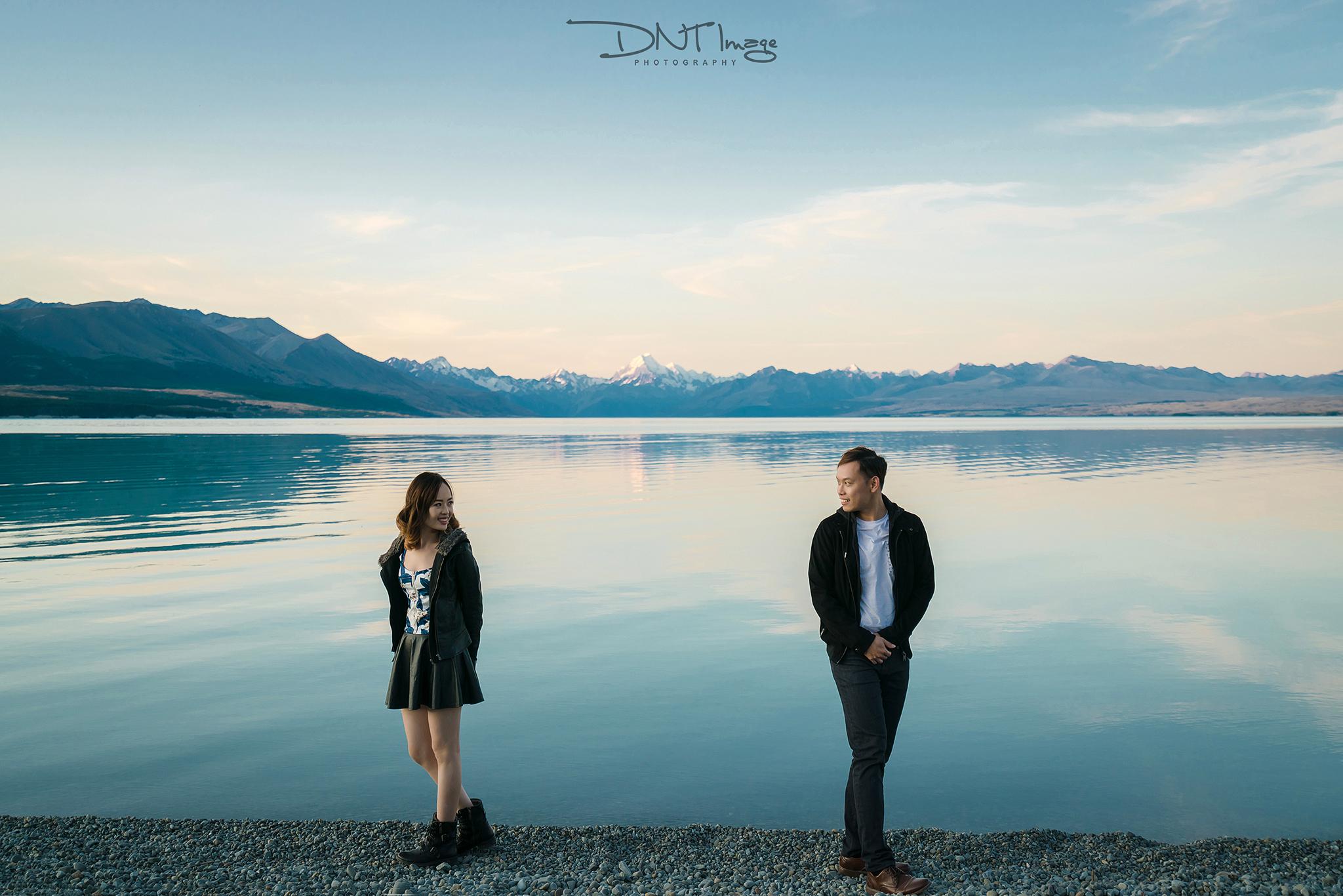 海外婚紗-紐西蘭婚紗-新西蘭婚紗-LakeTekapo-庫克山