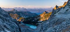 Alpine Lakes Sunset