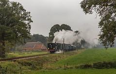 MBS loc 8 (NS 7853) richting Boekelo