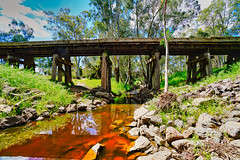 Marong Old Trestle Bridge by Sony A7RIV