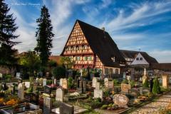 HDR_Friedhof in Rostal