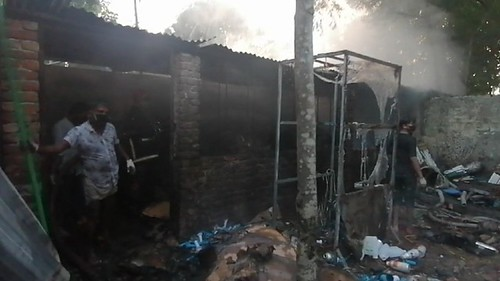 Gazipur-(2)- 26 October 2020-Fire At SRP Shoe Factory-2