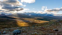 """""""View point Snøhetta"""" at Dovrefjell (mountain platou I Norway)"""