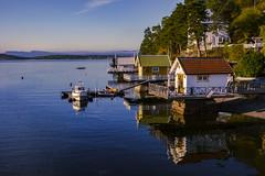 Summerhouses at Ormøya
