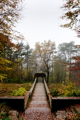Lever Bridge, Rivington Terraced Gardens