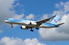 G-OOBA Boeing 757-28A Thomson Airways