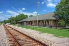 New Orleans and Northeastern Railroad Depot - Laurel, Mississippi
